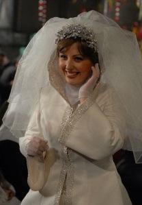 عکس دختران ایرانی در لباس عروسی